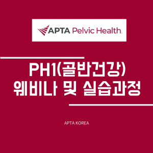 APTA PH1(골반건강)